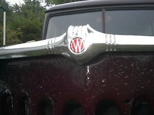Willys Jeep Hood Ornament Decal