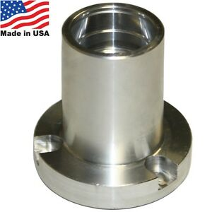 Ih International 404 504 Steering Hand Pump End Cap 382951r1