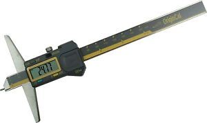 Igaging 100 700 35 Pin Depth Gauge Caliper Digital Absolute Origin 6