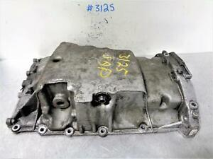 2007 Ford Fusion 2 3l 4 Cylinder Engine Aluminum Oil Pan 06 07 08 09