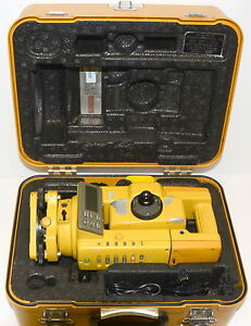 Topcon Gts 304 Total Station Gts 304
