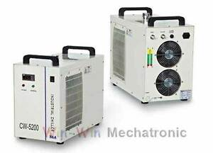 Industrial Water Chiller Cool Single 50w 75w Laser Diode Cw 5200ai 220v 50hz