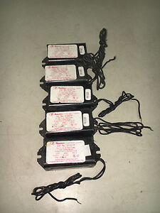 Robertson S1527p Used Lot Of 5 Ballasts 1 13w 277v See Pictures a34