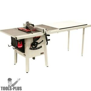 Jet 725005k Proshop Ii Table Saw 115v 52 Rip Stamped Steel New