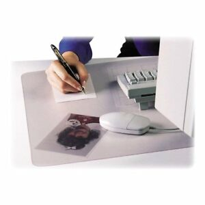 Artistic Products 6060s its Perfectly Clear Desk Pad 20 X 36 Clear