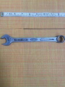 Vintage Bonney 1165 Combination Wrench 11 16 Made In Usa