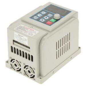 Ac220v Single phase Variable Frequency Drive Speed Controller 2 2kw Motor Vfd Zg