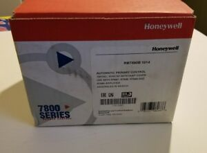 New In Box Honeywell Rm7890 B 1014 Series 7800 Automatic Primary Control Relay