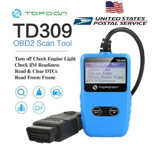 Launch Creader 4001 Fault Code Reader Obd2 Scanner Car Diagnostic Scan Tool Us