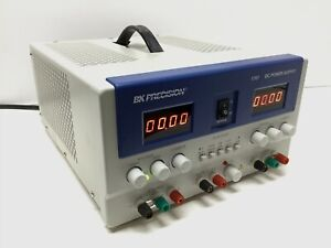 Bk Precision Model 1761 Triple Output Power Supply 0 35v 0 3a 2 5 6 5v 0 5a