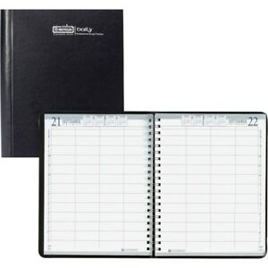 House Of Doolittle 4 person Executive Series Daily Appointment Book 282 92