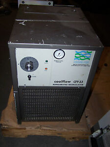Neslab Cft 33 Coolflow Refrigerated Recirculator Chiller Pd 1 335104030100