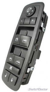 New 2008 2009 Jeep Liberty Master Power Window Switch 1 Touch Up