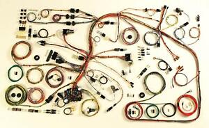 American Auto Wire 1967 1972 Ford Pickup Truck Wiring Harness 510368
