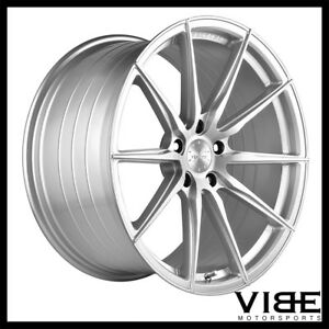19 Vertini Rf1 1 Silver Concave Wheels Rims Fits Porsche 996 911 Carrera 4