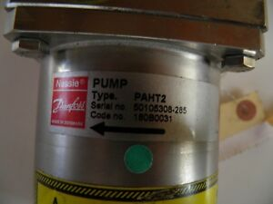 Path 2 High Pressure Water Pump Danfoss
