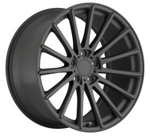 18x8 5 9 5 Tsw Chicane 5x120 20 20 Gunmetal Wheels Set Of 4