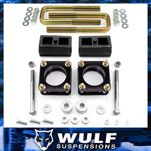 3 1 5 Leveling Lift Kit For 2007 2018 Toyota Tundra Diff Drop 2wd 4wd