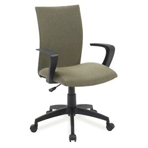Office Desk Chair Computer Ergonomic Modern Sage Green Adjustable Premium