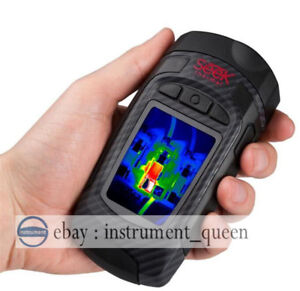 9hz Handheld Seek Reveal Pro Thermal Imager Camera Infrared Light New