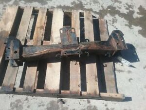 2007 Hummer H2 Trailer Hitch Towing Tow