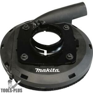 Makita 195386 6 7 Dust Extraction Surface Grinding Shroud New