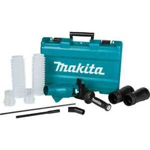 Makita 196074 8 Sds max Dust Extraction Attachment Kit New