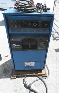 Miller Syncrowave 351 Ac dc Welding Power Source 903219