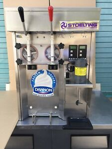 Stoelting Sf144 38i Soft Serve Ice Cream Frozen Drink Machine Just Serviced