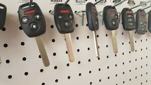 2003 2004 2005 2006 2007 Honda Accord Remote Key Code Cut By Licensed Locksmith