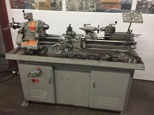 South Bend Heavy 10 Toolroom Lathe 10 X 34 Between Centers Superb Condition