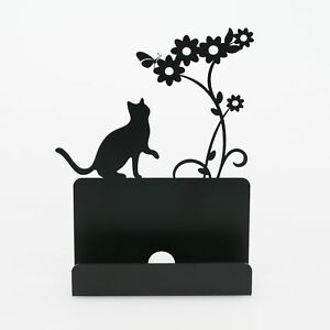 Business Card Holder Stand For Office Coffee Shop Store Organizer Chri