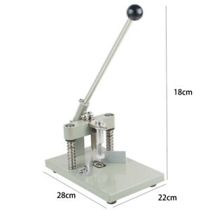 R6 R10 Manual Paper Corner Rounder Cutter Pvc paper Craft Trimmer Usa On Sale
