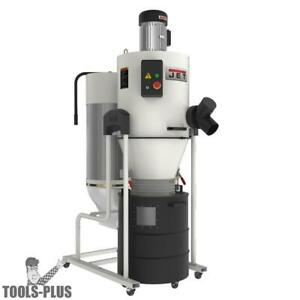 Jet 717520 Jcdc 2 Cyclone Dust Collector 2hp 230v New