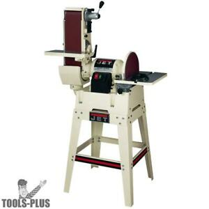 JET 708599K BeltDisc Sander PLUS Open Stand New