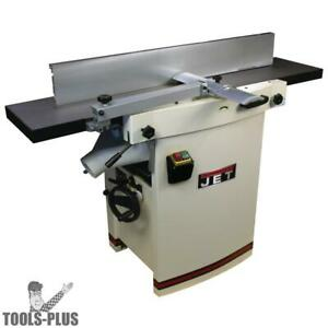 Jet 708476 12 12 Planer Jointer Plus Helical Head New