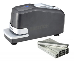 Bostitch Impulse 25 Sheet Electric Stapler Value Pack Heavy Duty No jam With