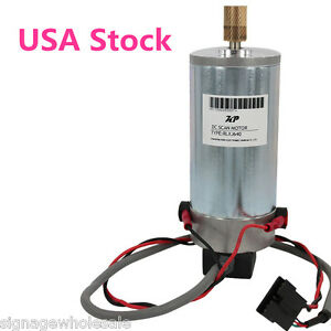 Us Stock 24v 50w Generic Roland Scan Motor For Xc 540 Xj 640 Xj 740