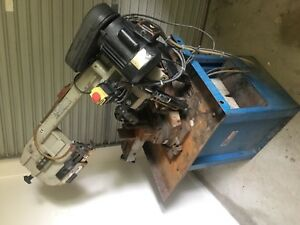 Used Hafco Metal Master Band Saw