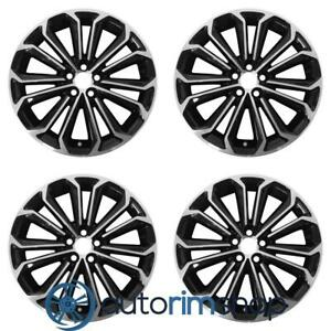 New 17 Replacement Wheels Rims For Toyota Corolla 2014 2016 Set