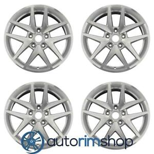 New 17 Replacement Wheels Rims For Ford Fusion 2010 2012 Set