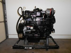 John Deere 4045t 280 new Diesel Engine