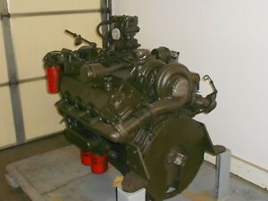 Rebuilt 3208t Caterpillar Diesel Engine