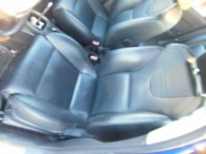 Svt Ford Focus Black Leather Interior Eap European Appearance Package Seats