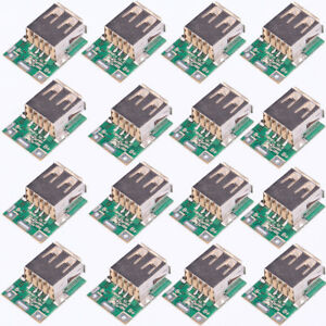 5v Boost Converter Step up Module Battery Charging Protection Lithium Module Lot