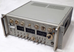 Ifr Atc 1200y3 Xpdr dme Simulator Test Set Input 115v Partially Tested