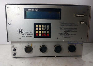 1 Used Naztec Nt900txii cl Series 900 Traffic Controller make Offer