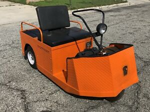 2013 Taylor dunn Industrial Cart Personnel Carrier