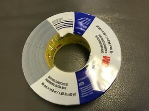 5 3m Performance Plus Duct Tape 8979 Slate Blue 48 Mm X 54 8 M Large Roll