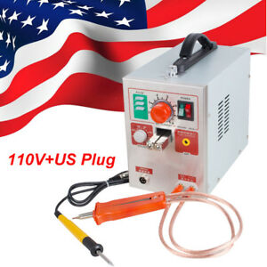 2 In 1 1 9kw Spot Welder Soldering Iron Staion 709a Battery Welding Machine pen